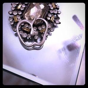Tiffany & Co apple Peretti pendant